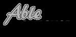 Able Logo BW